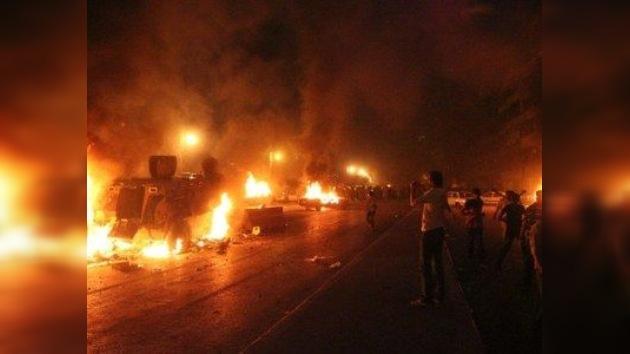 Una manifestación de coptos en El Cairo acaba con varios muertos y heridos