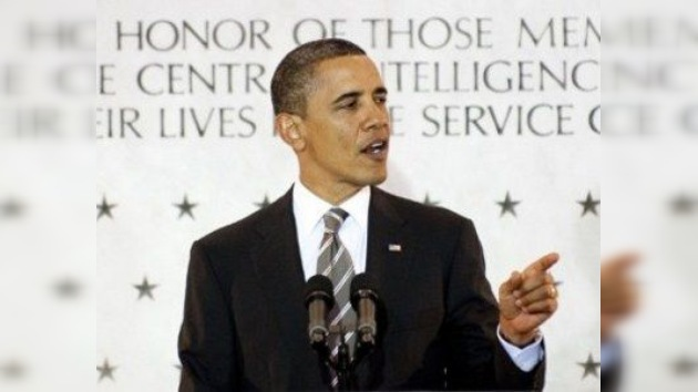 Obama dice que continuará la operación en Libia sin el permiso del Congreso