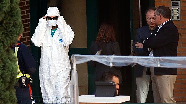Los enfermeros se niegan a atender a la primera paciente con ébola en España