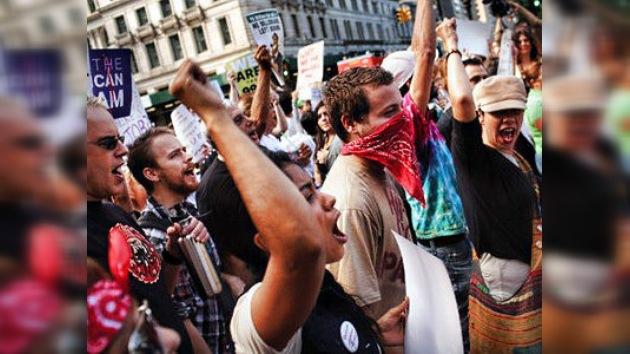 El mundo se contagia de la ira de Wall Street