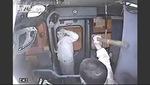 ladron en bus de chile le salen las cosas mal