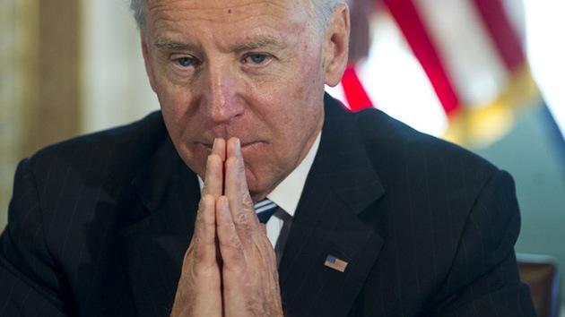 """Biden se quita el 'vice': """"Me siento orgulloso de ser presidente de Estados Unidos"""""""
