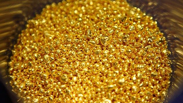 China buscará oro en Rusia