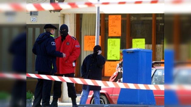 Detienen a dos miembros de ETA presuntos asesinos de un policía