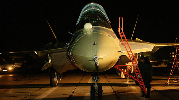T-50 (PAK-FA) superior al F-22 y F-35 segun un estudio