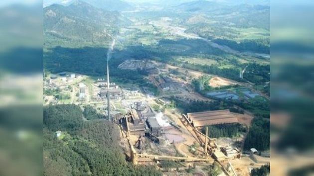 Cuba y Venezuela construyen una planta de ferroníquel en la isla