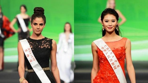 China y México lideran las apuestas para el título de Miss Mundo