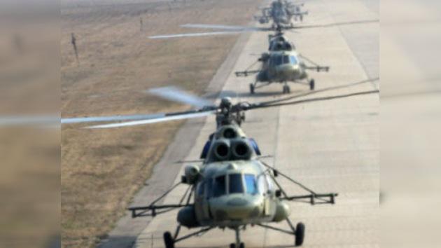 Contrato de compraventa de Mi-17 deja la puerta abierta a futuros acuerdos