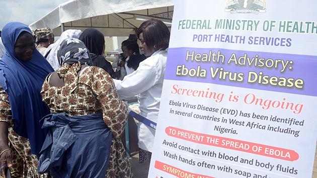 OMS: Nigeria y Senegal pueden ser reconocidos libres del ébola esta semana