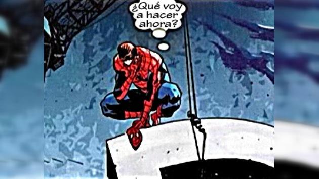 El 'hombre araña' está despedido