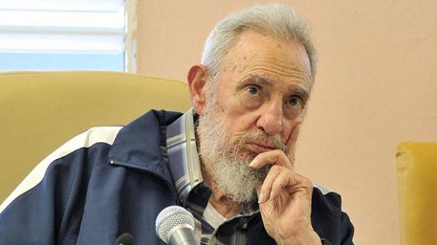 Fidel Castro ataca el cinismo del imperialismo de EE.UU. y sus aliados