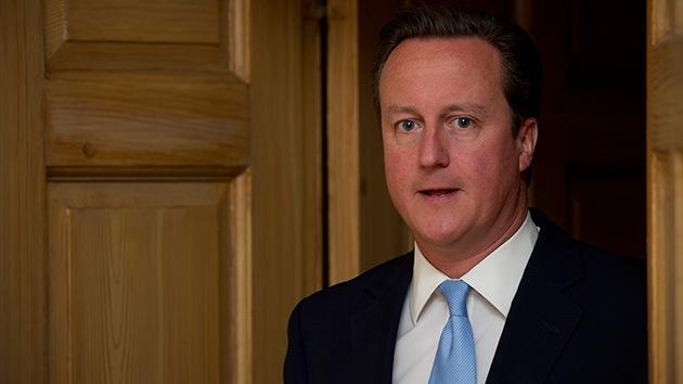 Cameron, reprobado en un 'examen' de historia británica