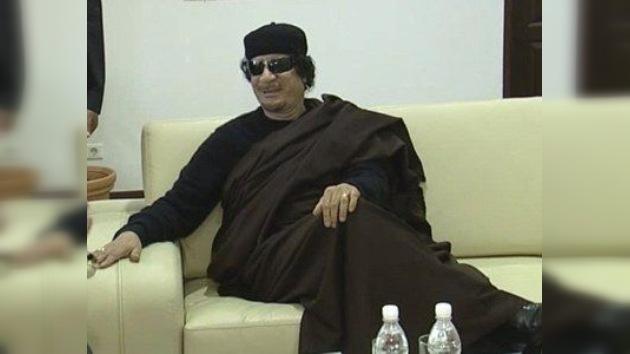Hay que buscar a Gaddafi en Argelia, según los rebeldes