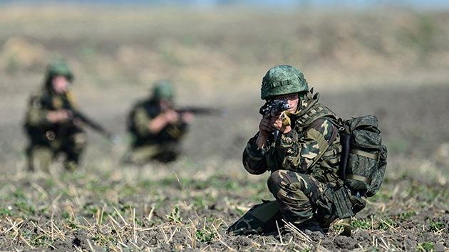 Arrancan las maniobras antiterroristas ruso-indias