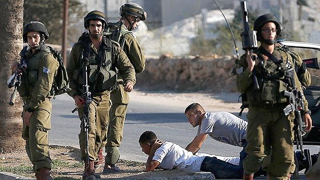 """""""El Ejército israelí no ve a los palestinos como seres humanos"""""""