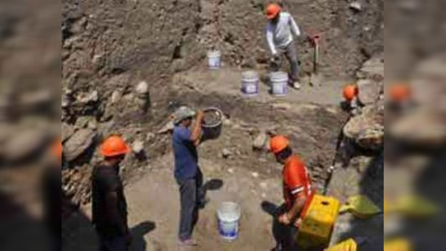 Descubierta en México la pirámide funeraria más antigua de Mesoamérica
