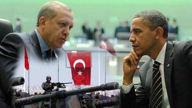 Charlas secretas: Turquía implora a EE.UU. que autorice ofensiva occidental contra Siria
