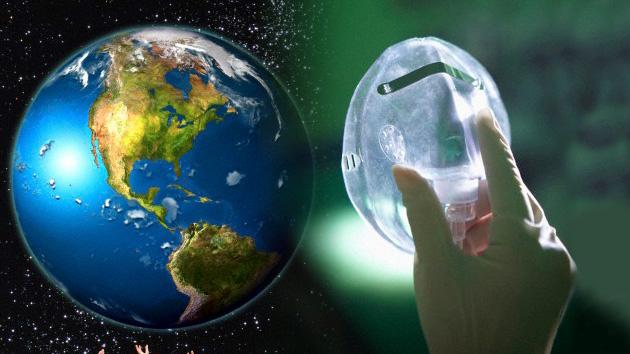Em 80 anos a Terra poderá ficar sem oxigênio