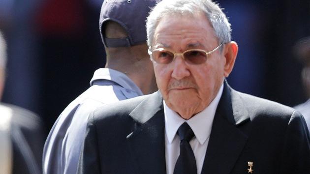 Raúl Castro: Estamos dispuestos a vivir 55 años más de embargo, si no hay diálogo con EE.UU.