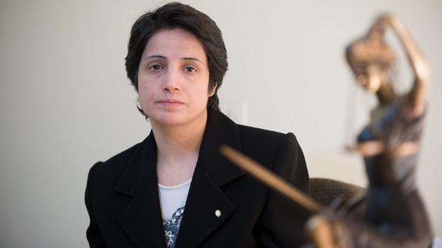Excarcelada la activista iraní y premio Sájarov Nasrín Sotoudeh
