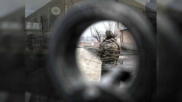 Cadena de atentados en el Cáucaso