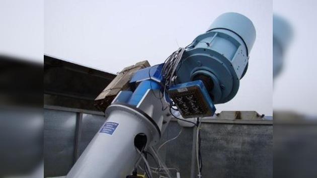 Nuevo telescopio robótico ruso vigilará 'los bordes' del Universo