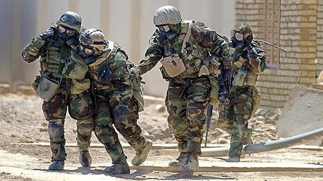 El rastro de las armas químicas en la historia