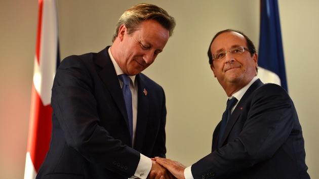 El Reino Unido enviará tropas a Mali