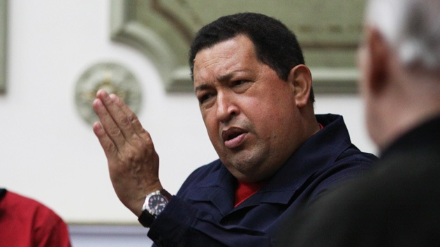 Entrevista en exclusiva de Hugo Chávez a RT