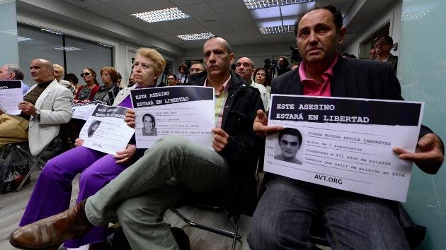 España: Muchos terroristas podrían salir en libertad tras la anulación de la doctrina Parot