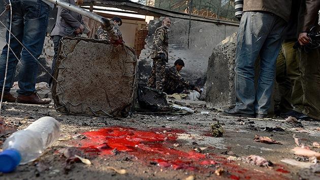Un atentado suicida deja  tres muertos y 90 heridos en Afganistán