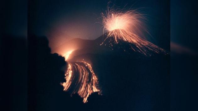 Los volcanes de Kamchatka no duermen