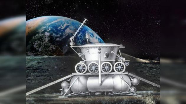 Dos módulos móviles prepararán sobre el terreno una base rusa en la Luna