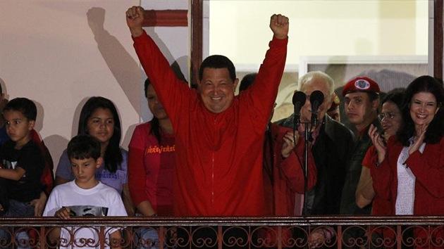 """Chávez: """"Fue una batalla perfecta, democrática y victoriosa"""""""