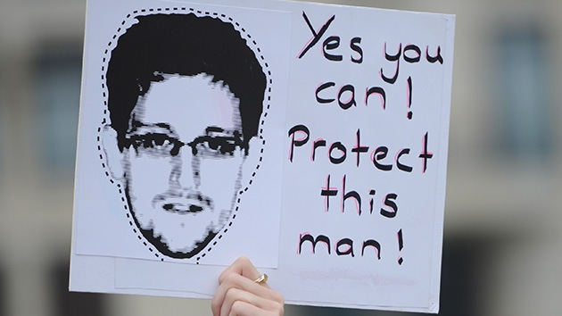 """""""Las presiones de EE.UU. en realidad ayudan a Snowden a recibir asilo"""""""
