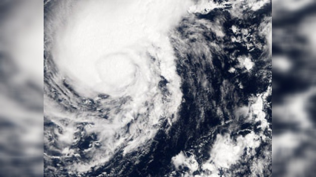 El Caribe hondureño en alerta roja por la tormenta Harvey