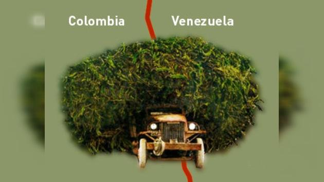 Incautan dos camiones de marihuana en el norte de Colombia
