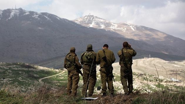 El Ejército israelí se prepara para posibles operaciones militares en Siria