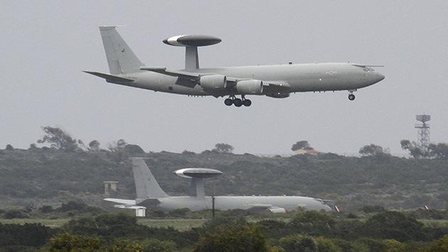 Aviones de combate británicos aterrizan en Chipre, a 200 kilómetros de Siria