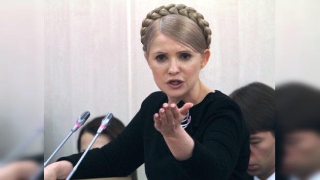 Timoshenko dejó de aspirar a la presidencia ucraniana