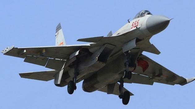 China desarrolla toda una familia de aviones embarcados a partir del caza J-15