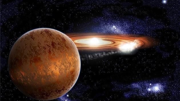 """Descubren una estrella """"vecina del Sol"""" tan fría como el Polo Norte"""