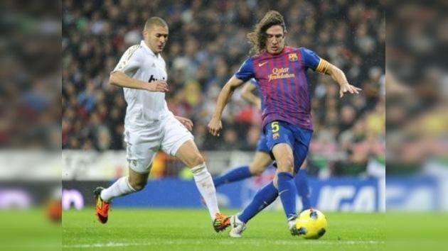 Real Madrid vs. FC Barcelona: sígalo minuto a minuto