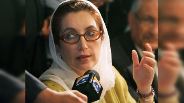 Ex policías pakistaníes podrían estar implicados en el asesinato de Bhutto