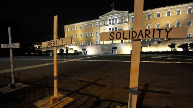 """Grecia, al borde de """"una explosión social"""""""