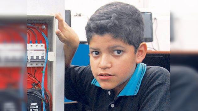 Genio argentino de 12 años comienza dos carreras universitarias