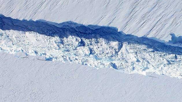 Los glaciares de la Antártida se derriten un 77% más rápido que hace 40 años