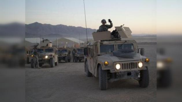 Comienza a llegar a Afganistán el contingente prometido por Obama