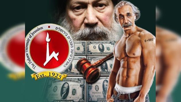 Una provocativa imagen de Einstein puede costarle 75.000 dólares a GM