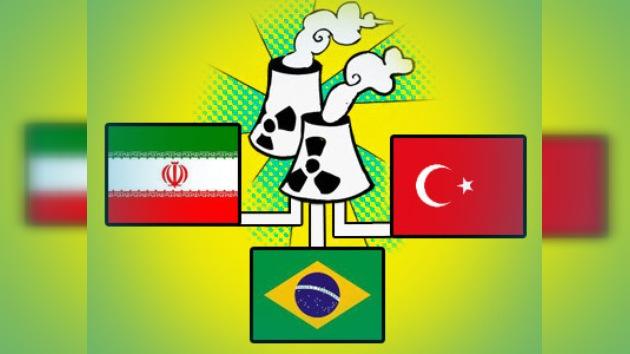 Listo el acuerdo nuclear entre Irán, Brasil y Turquía
